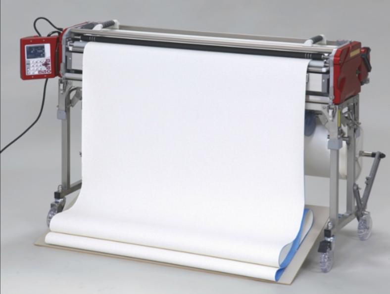 自動壁紙糊付機 ハイベータマスターツー