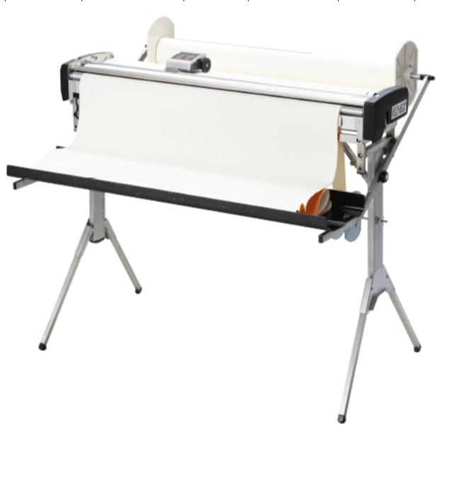 クロス屋さんの壁紙糊付機の種類:手動壁紙糊付機