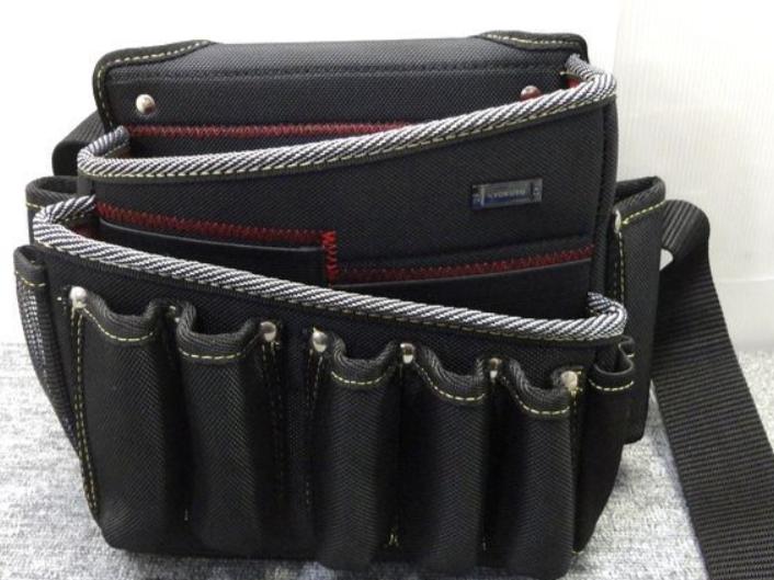 クロス屋さんの腰袋ツールバッグ