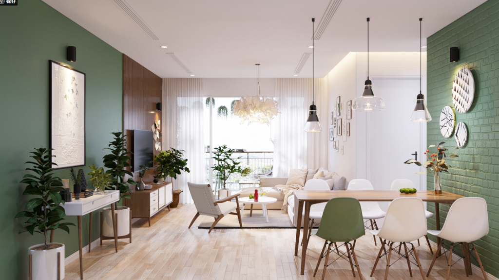 北欧風インテリアに合う家具
